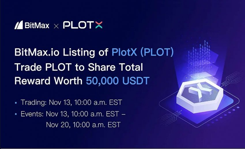 Uniswap of Prediction Markets, Non-Custodial PlotX, To Be Listed on BitMax